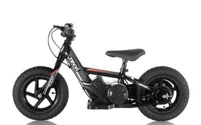 """Revvi Twelve"""" Bike - Black"""