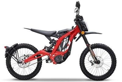 SUR-RON 2019 LBX ROAD LEGAL DUAL SPORT ELECTRIC MOTORCYCLE