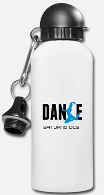 Water bottle for dancers
