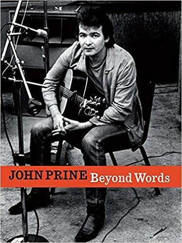 John Prine Beyond Words Paperback