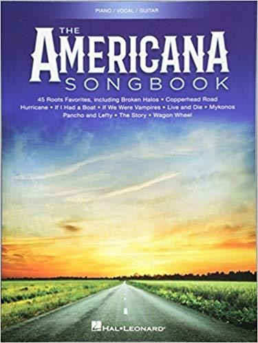 The Americana Songbook Paperback
