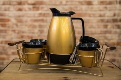 Coffee Set Retro