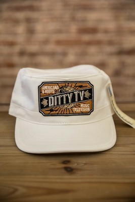 Decky Vintage G.I. Cap - White
