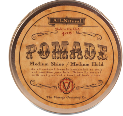 Vintage: Hair Pomade