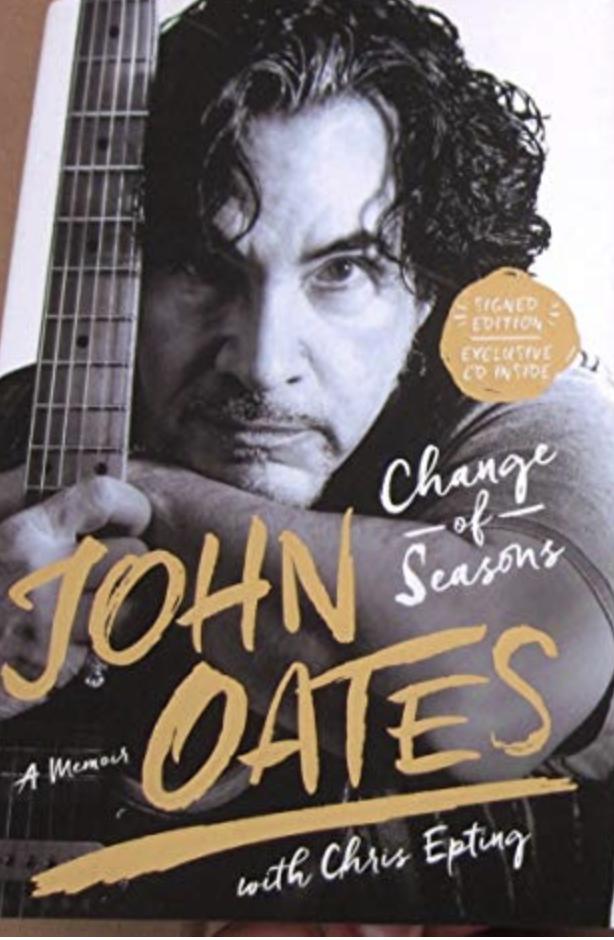 John Oates: Change of Seasons