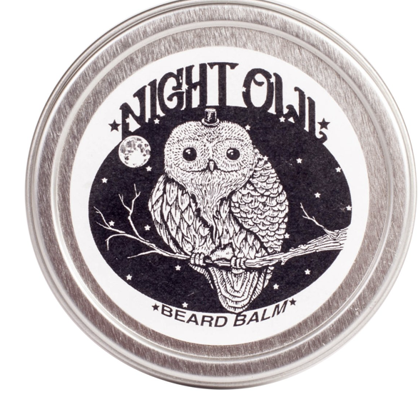 Vintage: Night Owl Beard Balm-UnScented