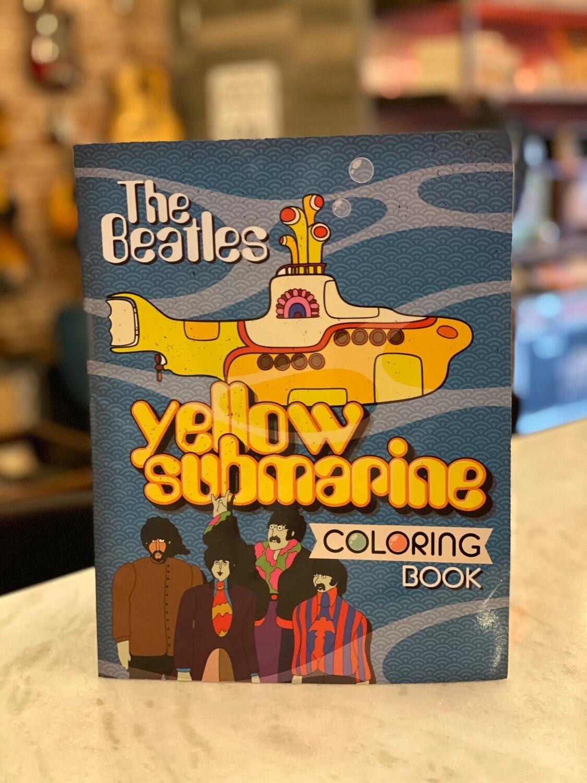 Beatles Coloring Book