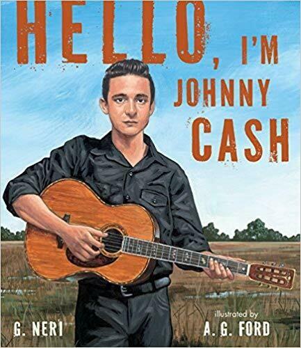 Hello, I'm Johnny Cash - Hardcover