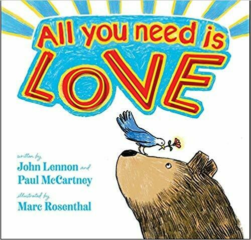 All You Need Is Love - Hardcove