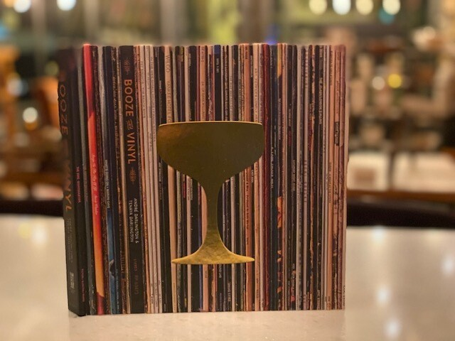 Booze & Vinyl: A Spirited Guide to Great Music and Mixed Drinks