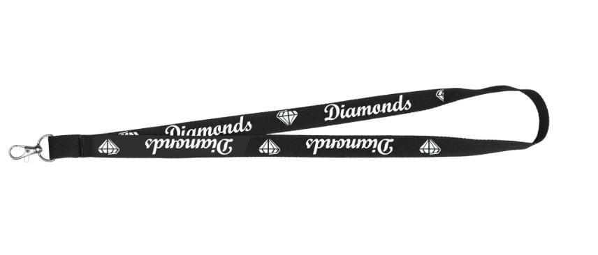 Diamond Club Lanyard