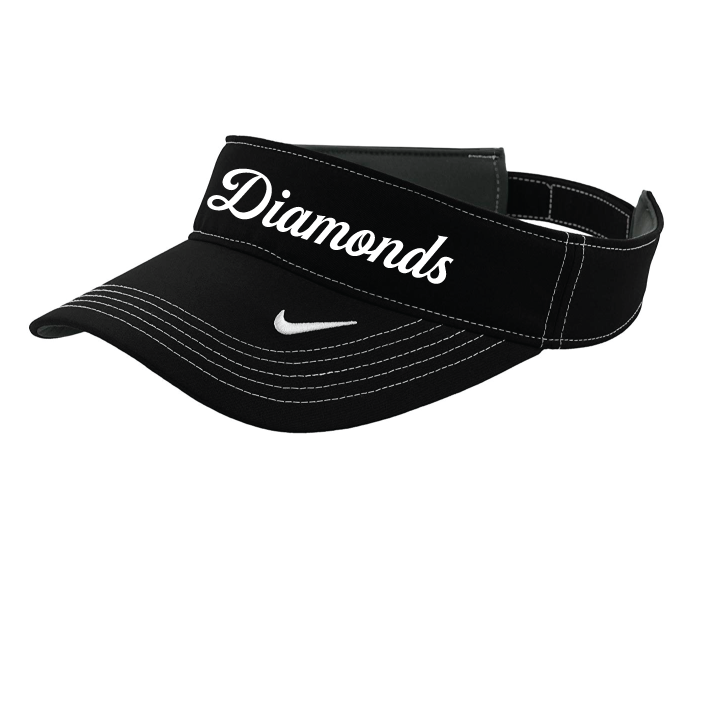 Visors - Embroidered