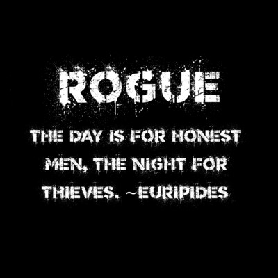 Rogue - D&D Party T-Shirt