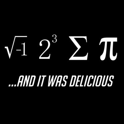 Delicous - Math Jokes - Pi Day T-shirt