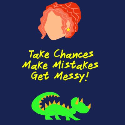 Get Messy! - Magic School Bus shirt