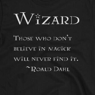 Wizard Class Shirt