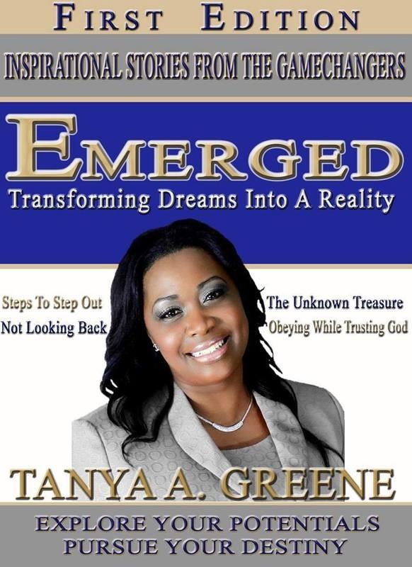Emerged Book