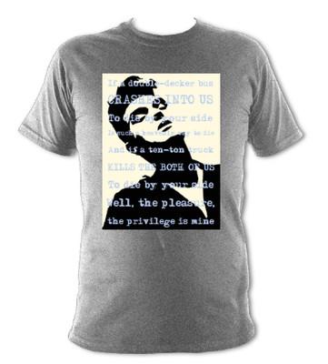'SMITHS/MORRISSEY' T-Shirt