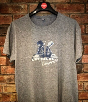 U&O 'BOOTS' T-Shirt
