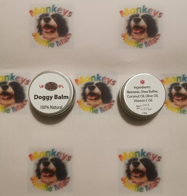 Doggy paw butter