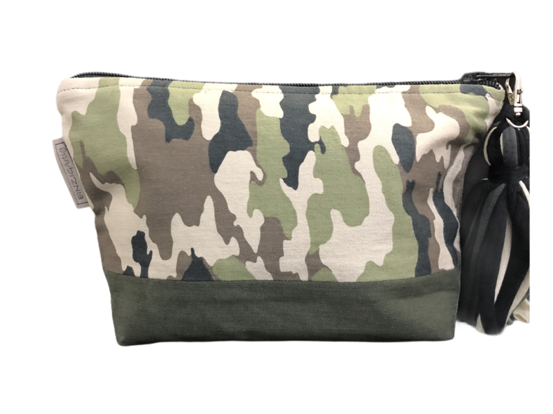 Deernskram Camouflage (Kosmetiktasche)