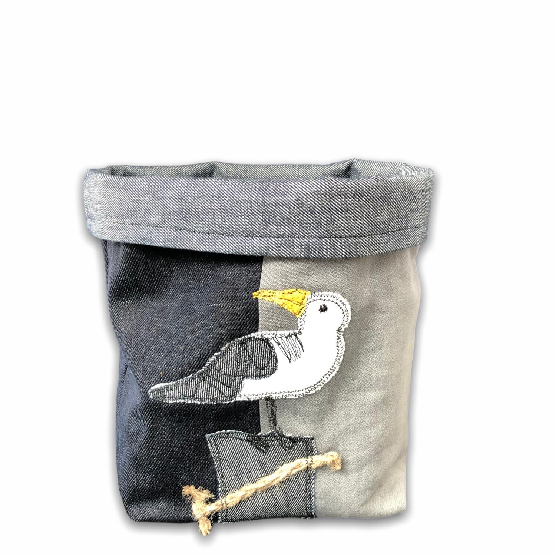 Möwe Emma Utensilo - Jeans Upcycling