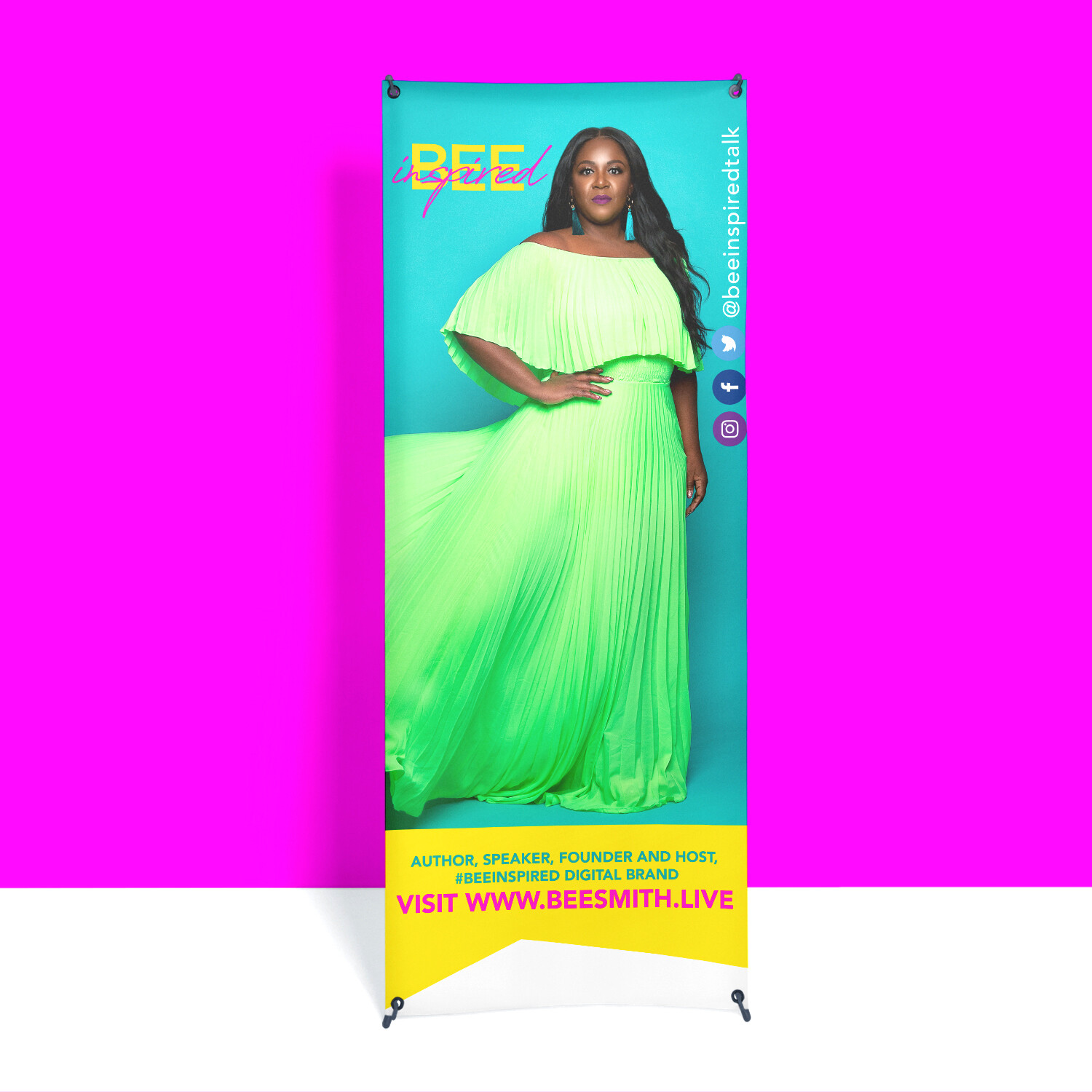 Pop Up Banner Special