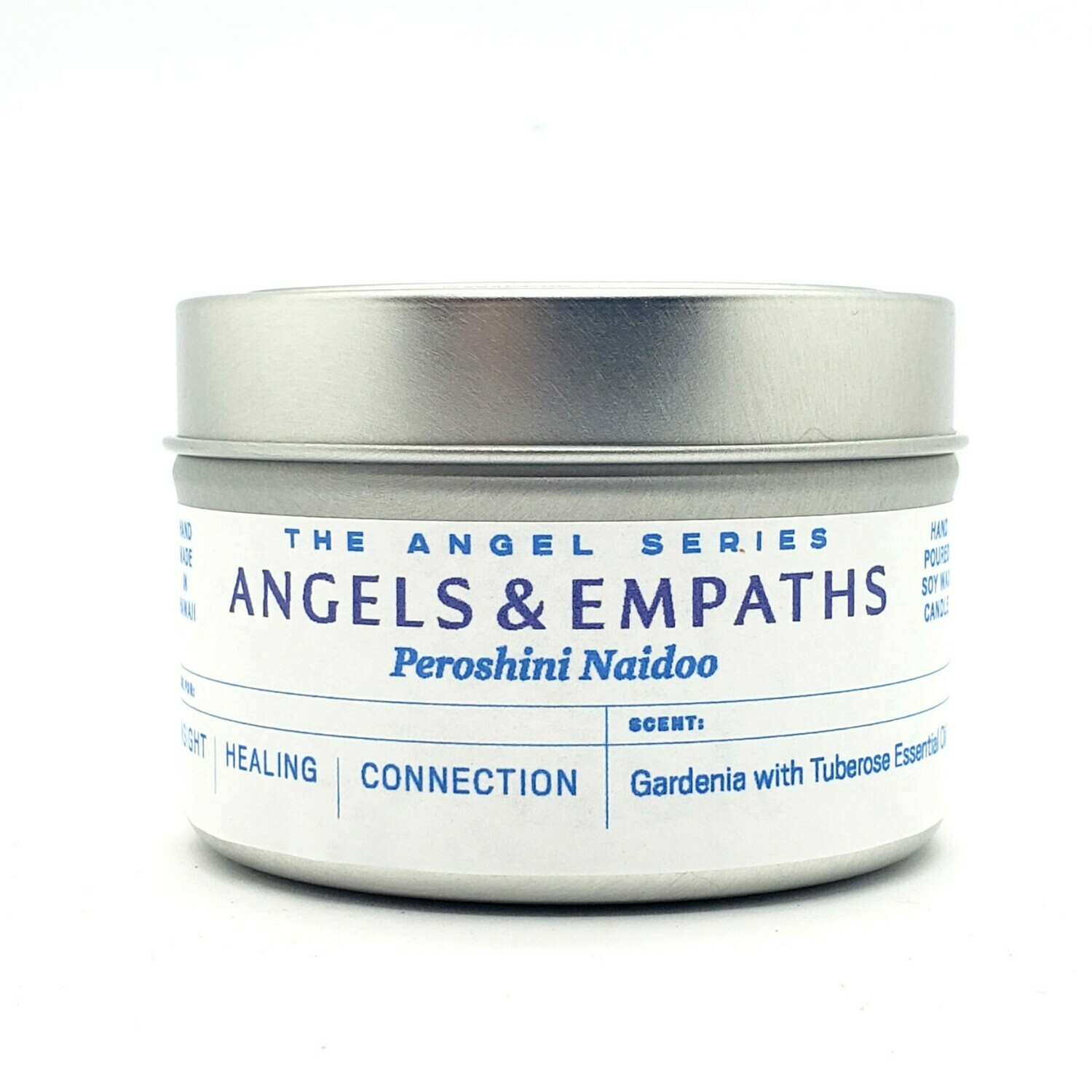 Angels and Empaths By Peroshni Naidoo Intention candle