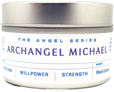 Archangel Michael Intention Candle