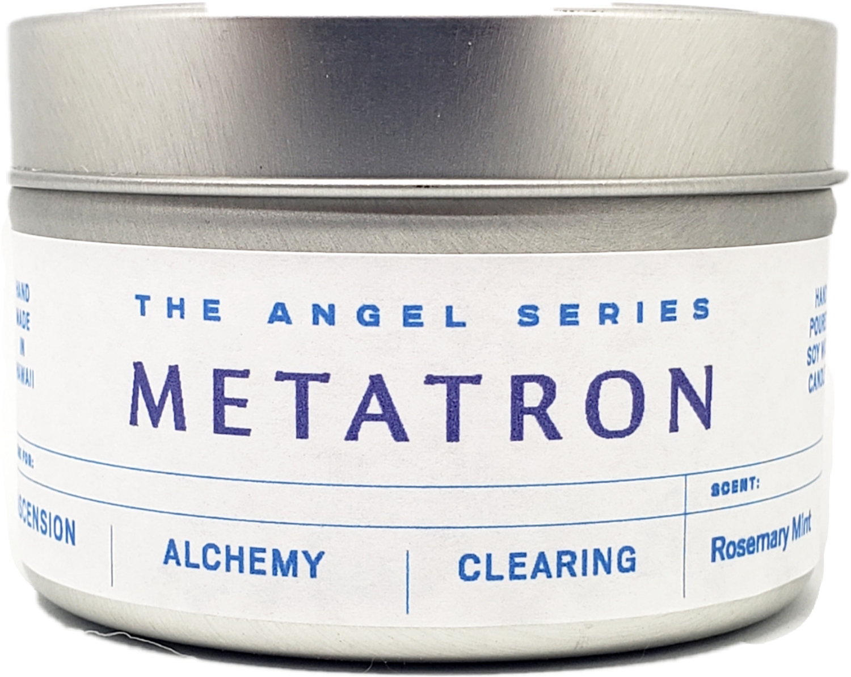 Archangel Metatron Intention Candle