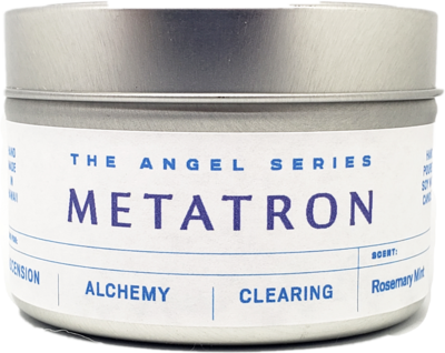 Archangel Metatron Intention Candle