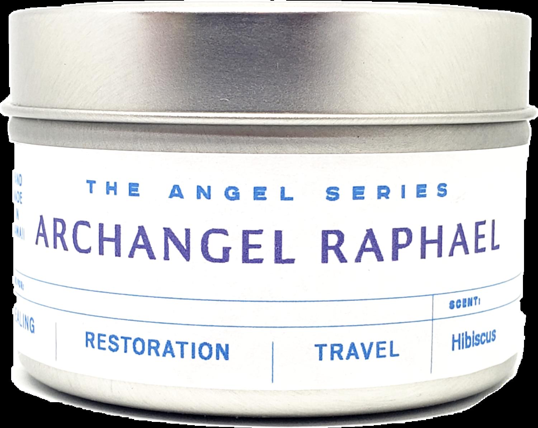 Archangel Raphael Intention Candle