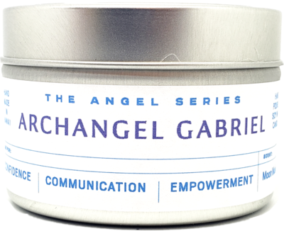 Archangel Gabriel Intention Candle