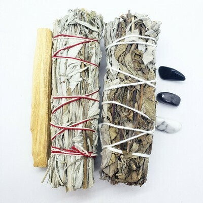Psychic Protection Smudge Stick Variety Pack