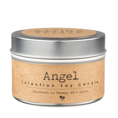 Angel Soy Intention Candle