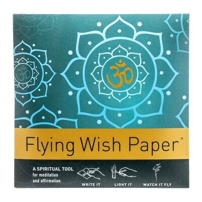 Flying Wish Paper OM