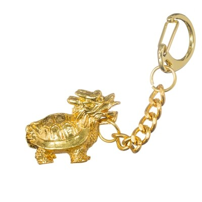 Dragon Turtle Key Chain