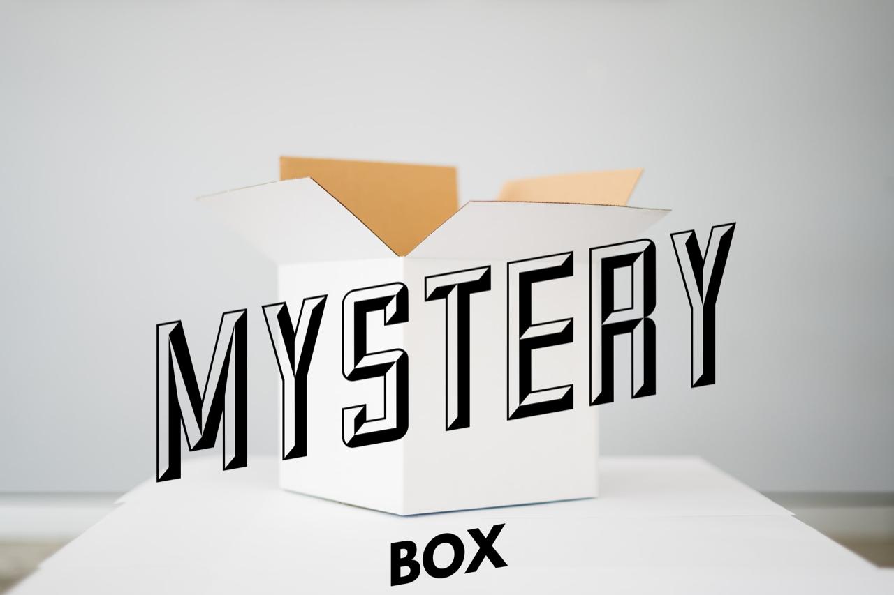 Mystery Box $ 88.88