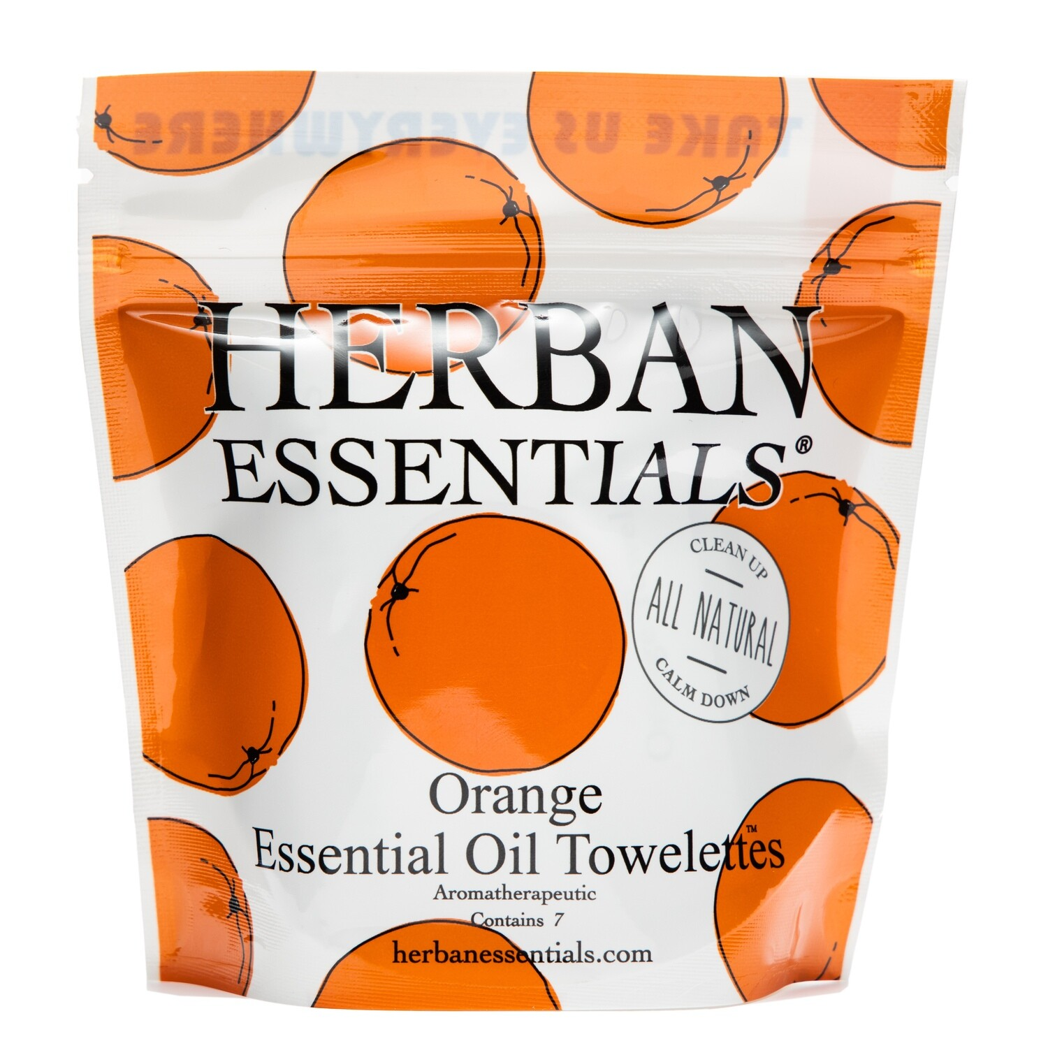 Orange - Clean your hands. Wipe devices like phones, computers, keyboards, etc. Inhale for refreshment and energy. Loved by kids, great for tiny hands.