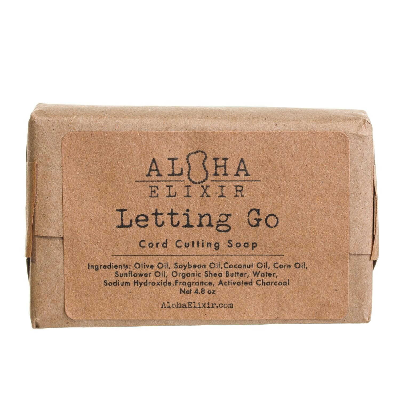 Letting Go Bar Soap