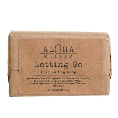 Letting Go Bar Soap