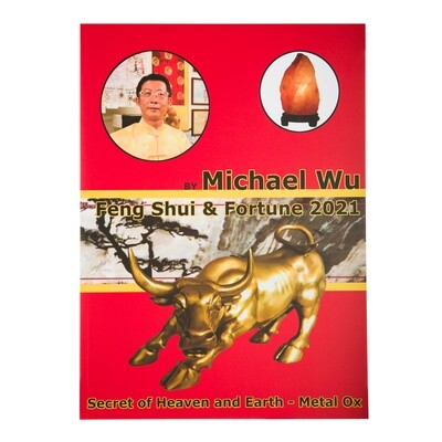 2021 Feng Shui & Fortune Book Earth Ox
