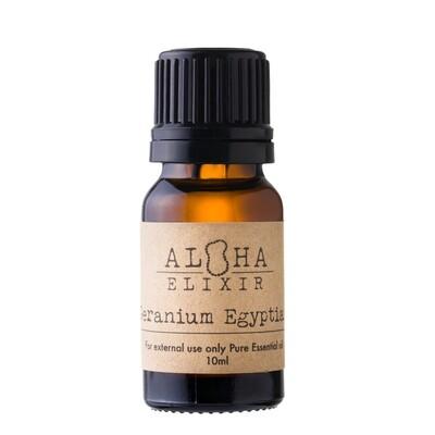 10 ml Geranium Egyptian Essential Oil