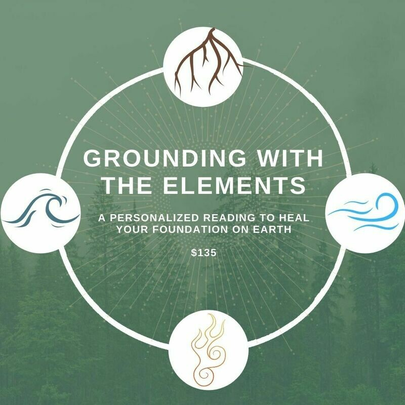 Grounding with the Elements