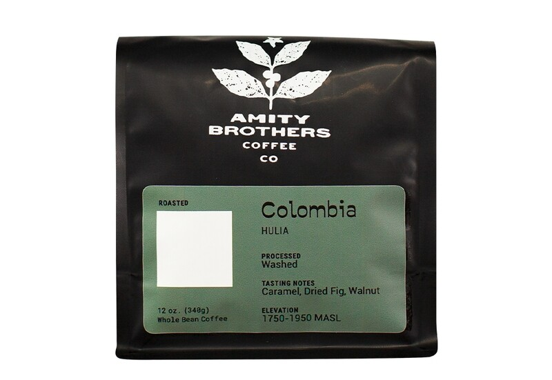 Colombia, Huila - Washed