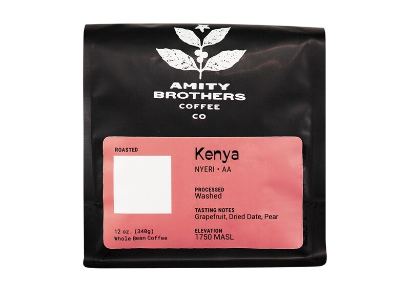 Kenya, Nyeri • AA - Washed