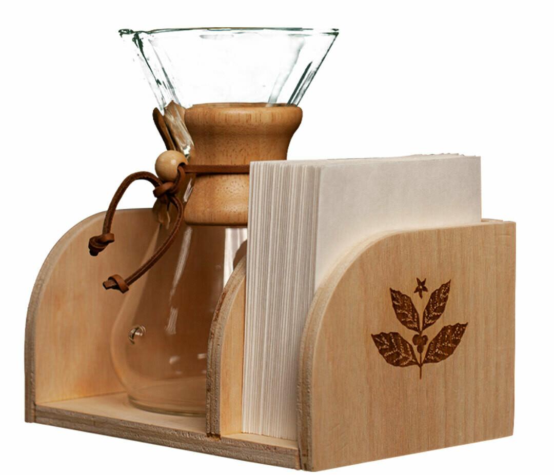 DIY Coffee Caddy Kit
