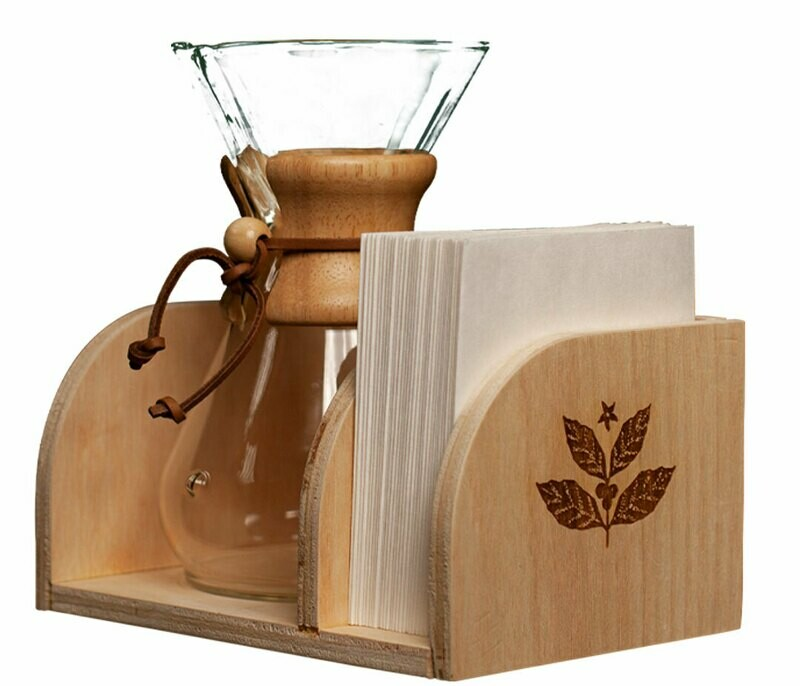 DIY Coffee Caddy Kit