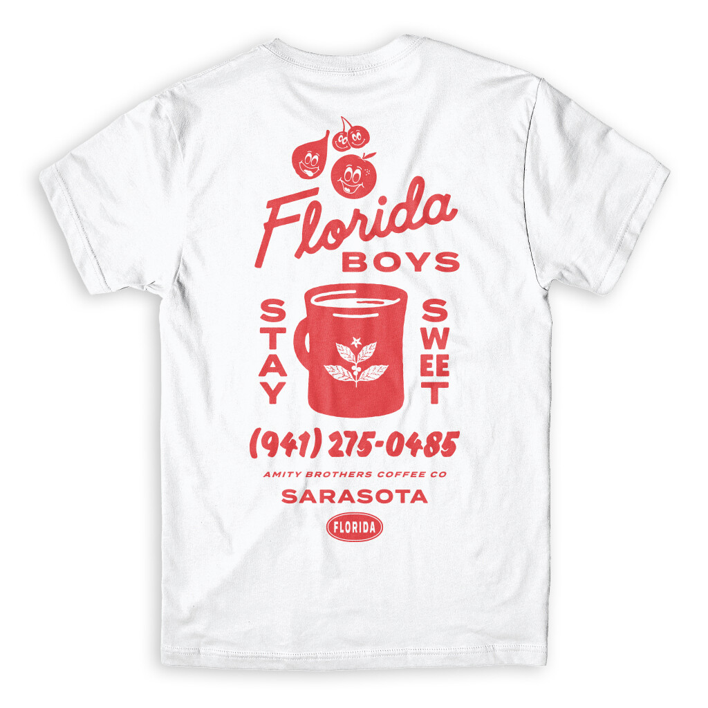 FL Boys/Stay Sweet T-shirt