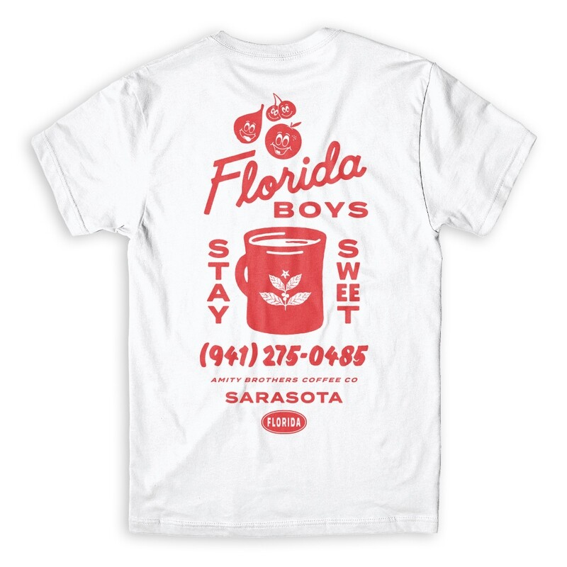 FL Boys/Stay Sweet T-shirt